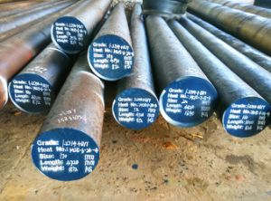 Forged Round Bar, Tool Steel in Low Price Grade 1.2714+Q/T pictures & photos
