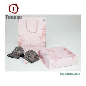 Custom Design Bra Packaging 2mm Cardboard Box & Paper Bag pictures & photos