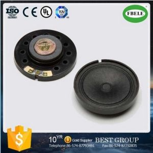 Loud Speaker Mylar Speaker 8ohm 0.5W Speaker pictures & photos