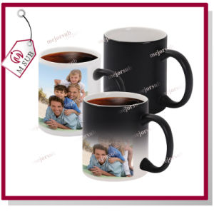 11oz Glossy Sublimation Magic Color Changing Mug pictures & photos