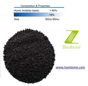 Humizone Super Humic: Potassium Humate 70% Granular (H070-G) pictures & photos