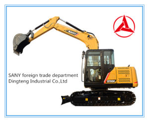 Sany Professional Supplier ODM/OEM MIDI Excavator in China pictures & photos