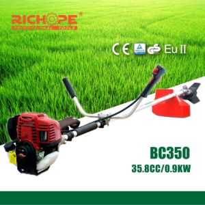 4 Stroke, Gx35 Engine, Professional Backpack Petrol Brush Cutter (BC350) pictures & photos