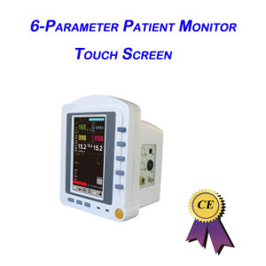 7-Inch 6-Parameter Touch Screen Patient Monitor (RPM-7000B) -Fanny pictures & photos