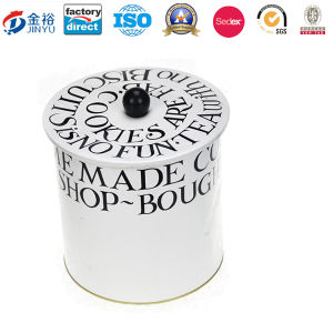Popcorn Bucket Tin Box for Festival and Christmas pictures & photos