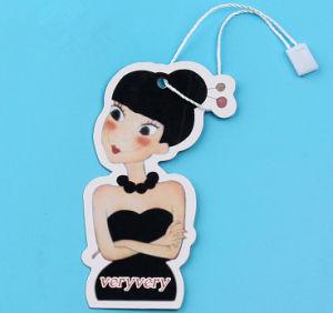Fashion Lady′s Clothing Swing Label