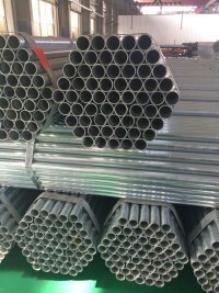 Hot Dipped Galvanized Gi Steel Pipe pictures & photos