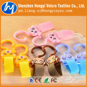 Factory Cheap Sale Swivel Hook Nylon Hanging Hook Velcro pictures & photos