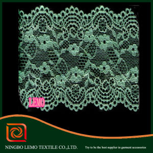Decorative Water Soluble Guipure Chemical Lace pictures & photos