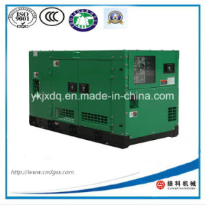 Weichai Engine 40kw/50kVA Power Silent Diesel Generator pictures & photos