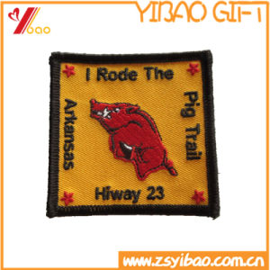 Sales Promotion Customizable Animals Logo/Design Embroidered Patches pictures & photos