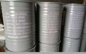 Battery Grade Used 98%Min Anhydrous Zinc Chloride pictures & photos