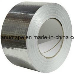 40mic Acrylic Adhesive Aluminium Foil Tape with Liner pictures & photos