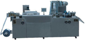Al/PVC Al/Al Automatic Register Blister Packing Machine (DPP 140) pictures & photos