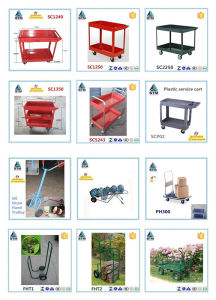 China Wheelbarrow Supplier