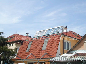 Domestic High Pressure Heatpipe Solar Collector pictures & photos
