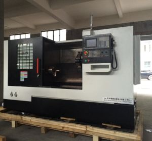 Supporting C Axes Slant Bed CNC Lathe Machine (BL-X36/50) pictures & photos