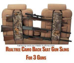 Realtree Camo Bottom Back Seat Gun Sling Organizer Hunting Rifle Shotgun Ammo pictures & photos