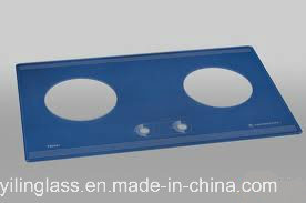 Color Fritted Tempered Glass Cooktop pictures & photos