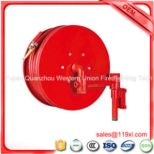 High Pressure Fire Hose Reel for Garden Water pictures & photos