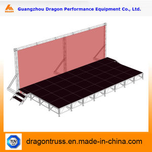 Factory Pricer Aluminum Perfprmance Stage for Sale pictures & photos