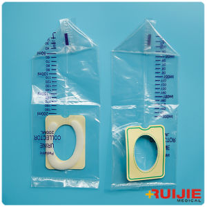 Pediatric/Infant/Baby/Child Urine Bag Collector 100ml pictures & photos
