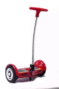 Wholesale 10 Inch Electric Scooter with Handle pictures & photos