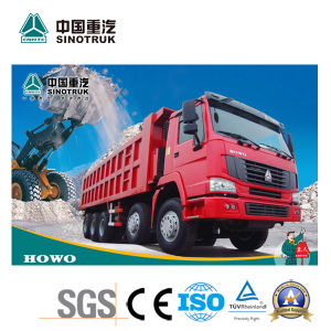Low Price China HOWO Dump Truck of 8X4 pictures & photos