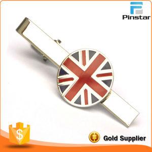 Custom United Kingdom Flag Metal Tie Clip pictures & photos