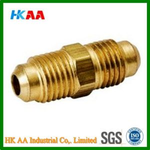 Custom Refrigeration Brass Fitting, Quick Connect Couplings pictures & photos