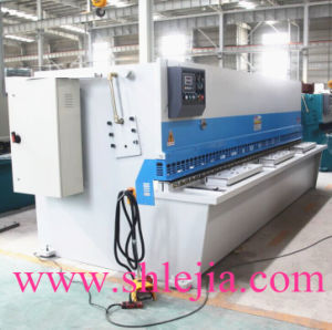 Economic Shearing Machine (SLJS-6*4000 with E21S controller) pictures & photos
