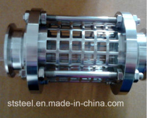 Clamped Sight Glass 4 Inch