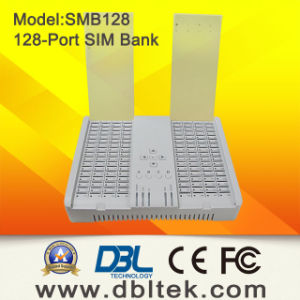 GSM SIM Bank/128 SIM Card Remote (SMB 128)SIM Cards Auto roaming pictures & photos