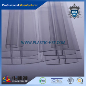 Polycarbonate Sheet Jointing Accessories pictures & photos