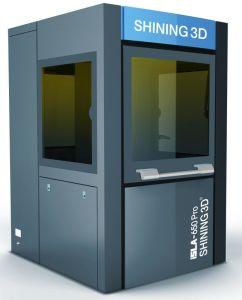 Isla-650 PRO High Accuracy 3D Printer