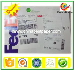 Factory Price 250g Duplex Board Paper Grey Back pictures & photos