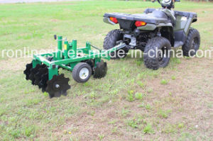 Universal ATV/UTV/Garden Tractor/Buggy Disc Cultivator Harrow/Plow with CE pictures & photos
