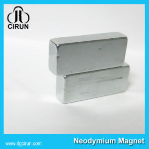 Super Strong Neodymium Permanent Block Bar Magnets pictures & photos