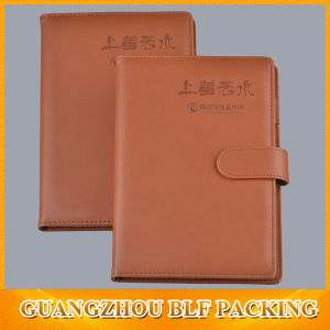 Cheap Genuine Leather Notebook (BLF-F045) pictures & photos