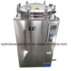 Digtal Display High Pressure Autoclave Vertical Autoclave pictures & photos