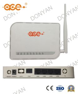 Vista-B03-604 Ace 4fe & 1WiFi FTTH ONU pictures & photos