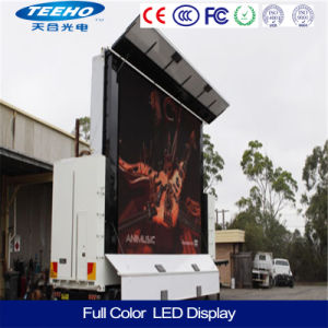 SMD Outdoor Video Wall P6 LED Billboard pictures & photos