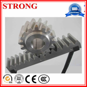 China High Quality Material Precision Building Hoist Parts-- Gears pictures & photos