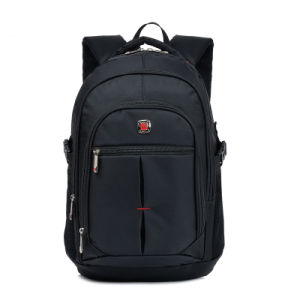 Black Nylon Fabric Waterproof Backpack (RS-H9015c) pictures & photos
