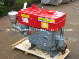 China Good Diesel Engine Supplyer Jdde Brand New Power Zh1115wp with Water Pump pictures & photos