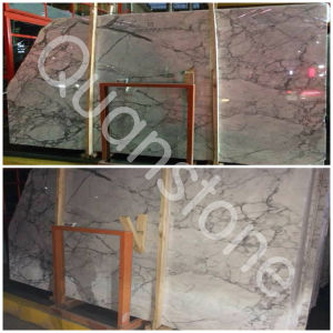 Polished Statuario White Marble Wall/Floors pictures & photos