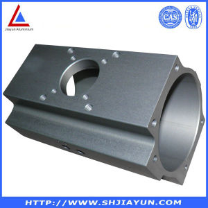 6063 Aluminium Extrusion Profiles with SGS RoHS ISO pictures & photos
