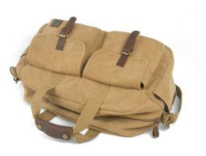 Man Travel Canvas Handbag Leisure Hand Bags (RS-L09) pictures & photos