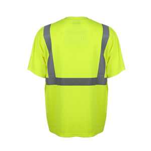 Short Sleeve Work Reflective Safety T-Shirts pictures & photos