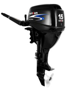 China 15HP 2 Stroke Outboard Motor pictures & photos